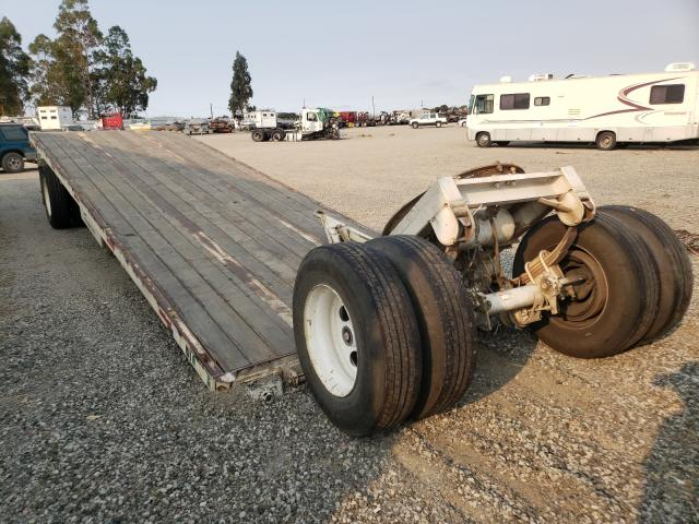 Wabash salvage cars for sale: 2000 Wabash Trailer