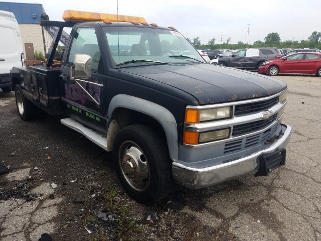 Vehiculos salvage en venta de Copart Woodhaven, MI: 1998 Chevrolet GMT-400 C3