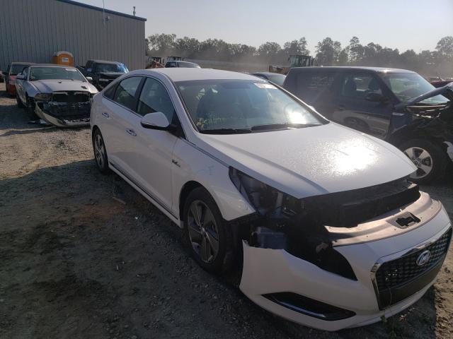 2016 Hyundai Sonata Hybrid for sale in Spartanburg, SC