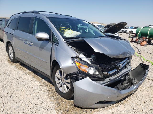 2016 Honda Odyssey EX en venta en Magna, UT