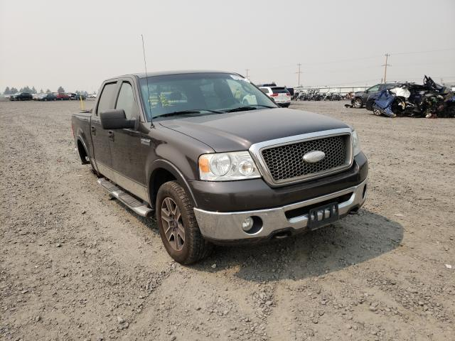 Salvage cars for sale from Copart Airway Heights, WA: 2007 Ford F150 Super