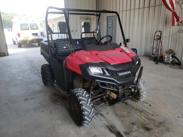 Salvage cars for sale from Copart Florence, MS: 2015 Honda SXS700 M2