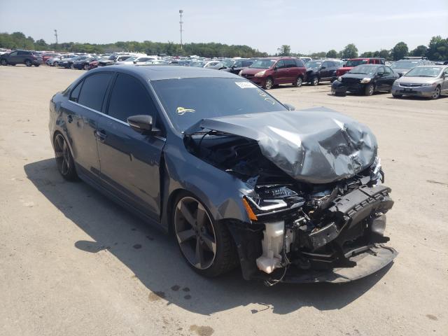 Salvage cars for sale from Copart Glassboro, NJ: 2013 Volkswagen Jetta GLI
