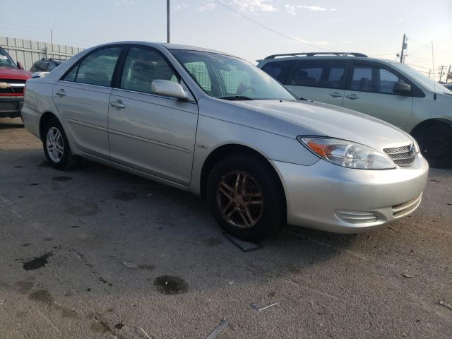 Toyota salvage cars for sale: 2003 Toyota Camry LE