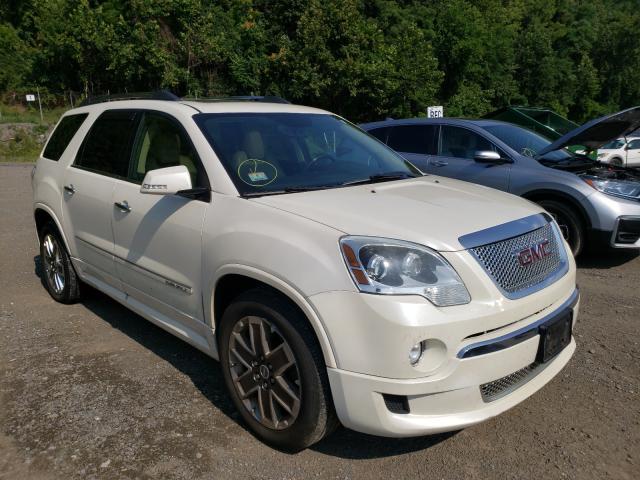 GMC Acadia DEN salvage cars for sale: 2012 GMC Acadia DEN