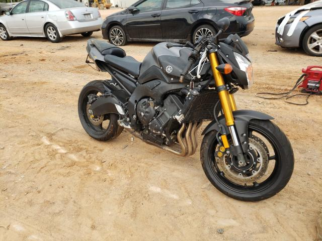 Salvage cars for sale from Copart Tanner, AL: 2012 Yamaha FZ8