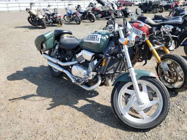 Salvage cars for sale from Copart Helena, MT: 2002 Honda VF750 C