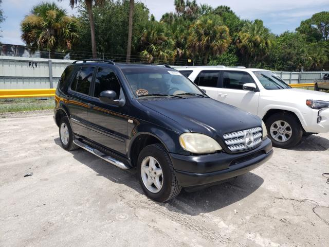 Used 2000 MERCEDES-BENZ M-CLASS - Small image. Lot 54489991