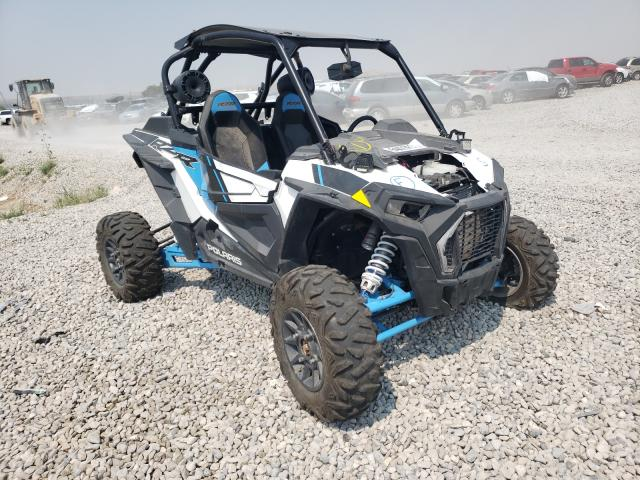 Salvage cars for sale from Copart Magna, UT: 2020 Polaris RZR Turbo