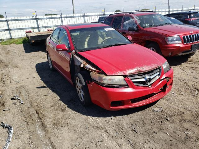 Acura TSX salvage cars for sale: 2004 Acura TSX