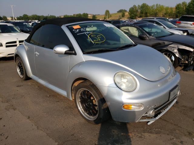 Volkswagen Vehiculos salvage en venta: 2003 Volkswagen New Beetle