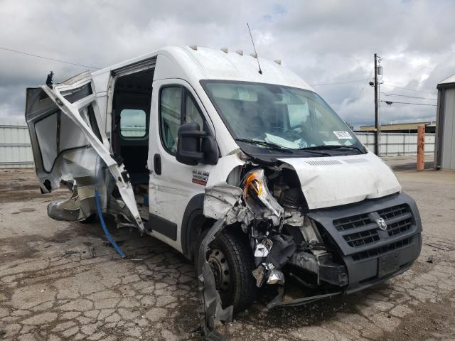 Salvage cars for sale from Copart Lexington, KY: 2014 Dodge RAM Promaster