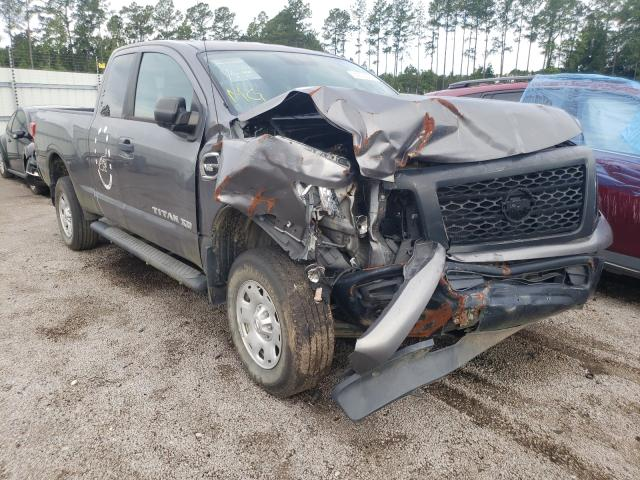 Vehiculos salvage en venta de Copart Harleyville, SC: 2018 Nissan Titan XD S