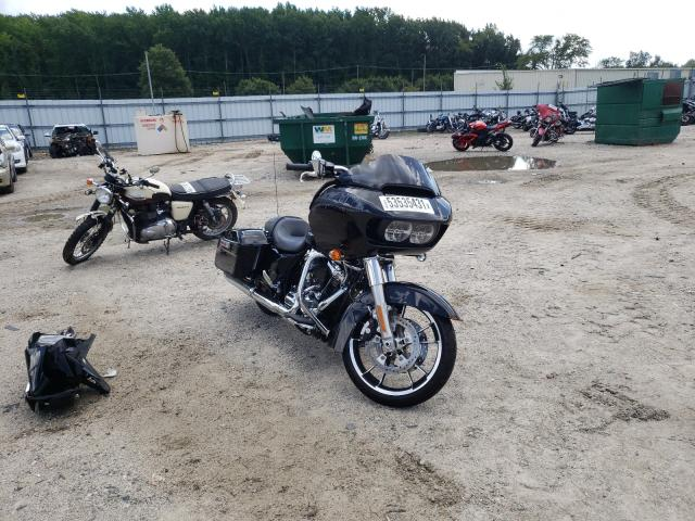 Salvage cars for sale from Copart Hampton, VA: 2020 Harley-Davidson Fltrx