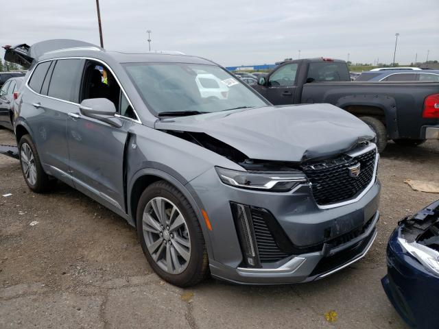 Cadillac Vehiculos salvage en venta: 2021 Cadillac XT6 Premium