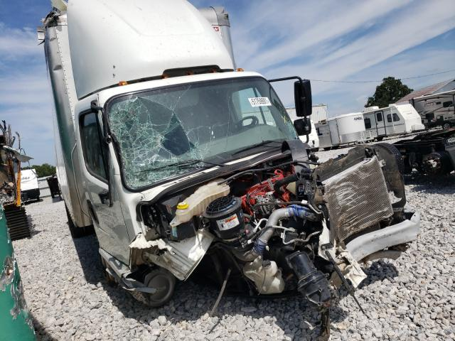 Salvage trucks for sale at Prairie Grove, AR auction: 2021 Freightliner M2 106 MED