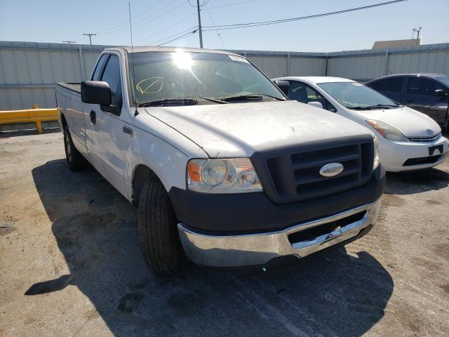 Ford F150 salvage cars for sale: 2007 Ford F150