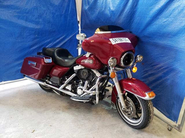 Salvage cars for sale from Copart Fort Pierce, FL: 2006 Harley-Davidson Flhtci