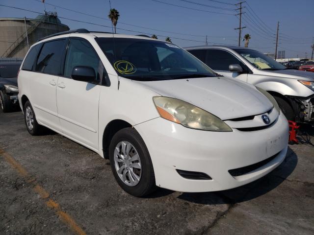 2006 Toyota Sienna CE en venta en Wilmington, CA