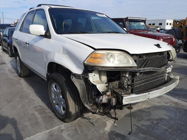 Vehiculos salvage en venta de Copart Grand Prairie, TX: 2005 Acura MDX Touring