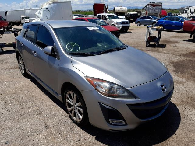 Salvage cars for sale at Tucson, AZ auction: 2010 Mazda 3 S