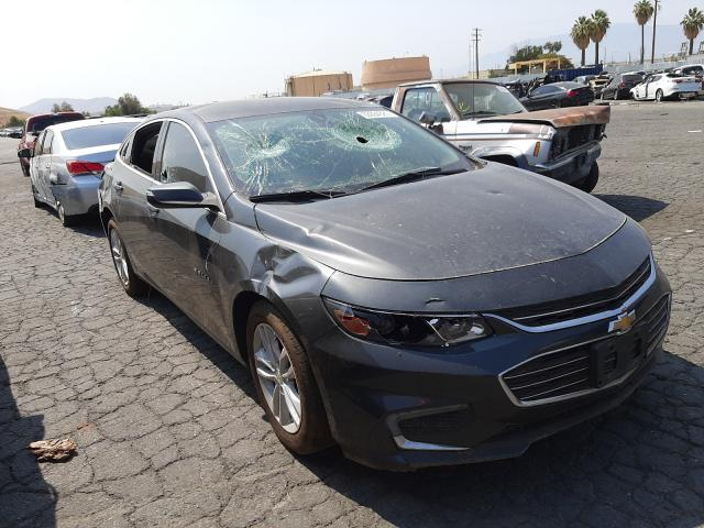Salvage cars for sale from Copart Colton, CA: 2016 Chevrolet Malibu LT