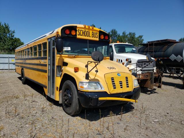 2010 Blue Bird School Bus en venta en Dyer, IN