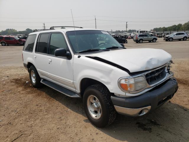 Salvage cars for sale at Nampa, ID auction: 2000 Ford Explorer X