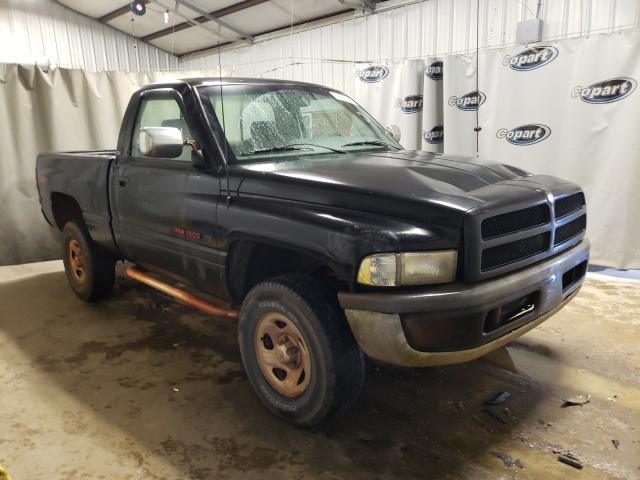 Salvage cars for sale from Copart Tifton, GA: 1996 Dodge RAM 1500