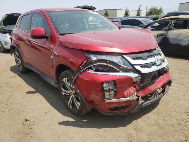Mitsubishi Outlander salvage cars for sale: 2020 Mitsubishi Outlander