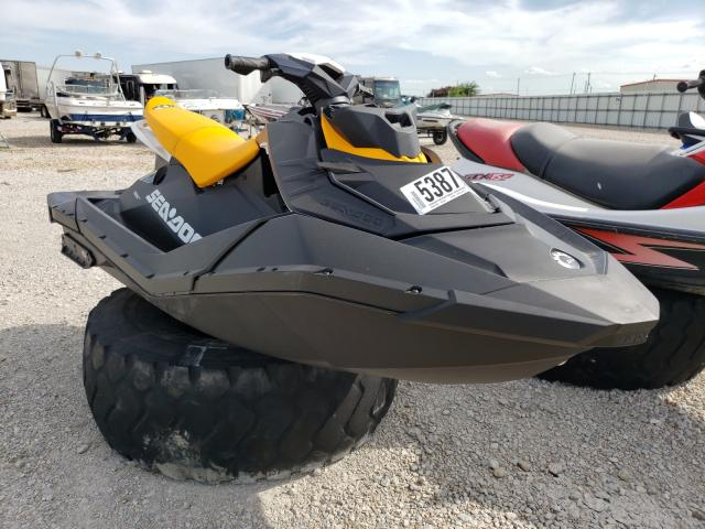 Salvage cars for sale from Copart Haslet, TX: 2021 Seadoo Boat Only
