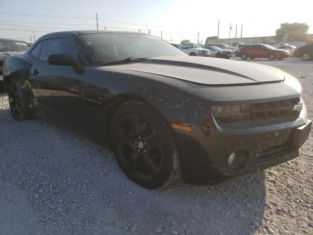 Salvage cars for sale from Copart Haslet, TX: 2012 Chevrolet Camaro LT