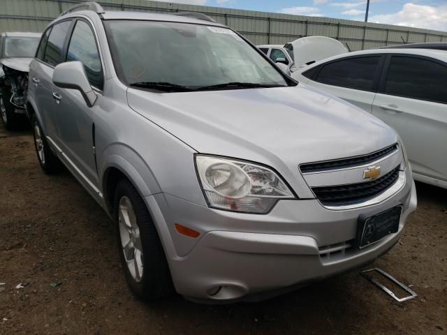Salvage cars for sale at Albuquerque, NM auction: 2014 Chevrolet Captiva LT