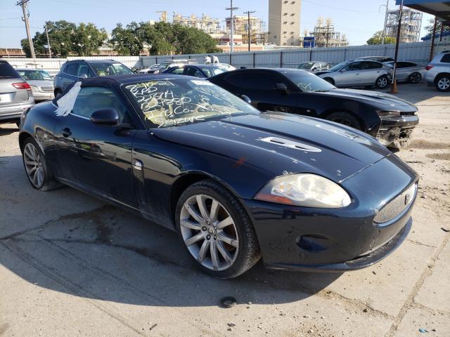 Jaguar XK salvage cars for sale: 2008 Jaguar XK