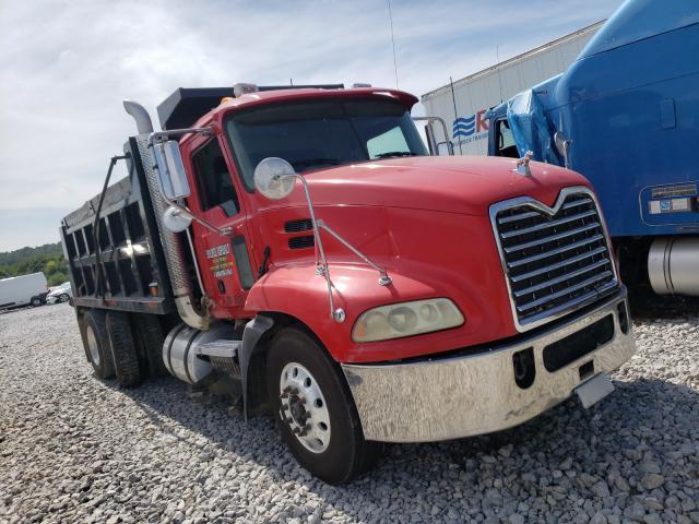 Mack Dump Truck salvage cars for sale: 2011 Mack Dump Truck