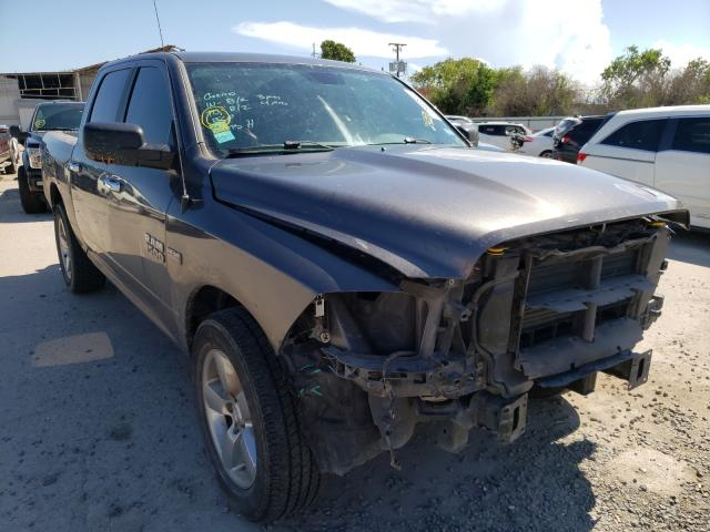 Salvage cars for sale from Copart Corpus Christi, TX: 2016 Dodge RAM 1500 SLT