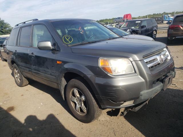 Vehiculos salvage en venta de Copart Brookhaven, NY: 2007 Honda Pilot EXL