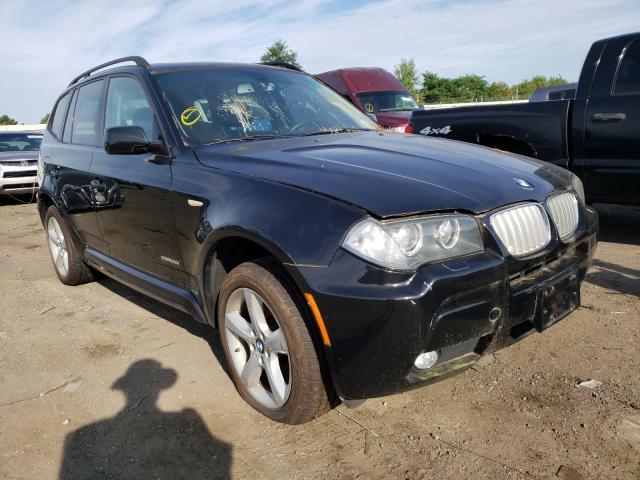 BMW X3 salvage cars for sale: 2009 BMW X3