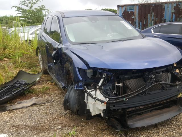 Salvage cars for sale from Copart Kapolei, HI: 2019 Nissan Rogue S