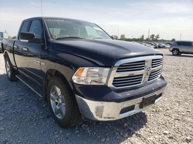 Salvage cars for sale from Copart Des Moines, IA: 2014 Dodge RAM 1500 SLT