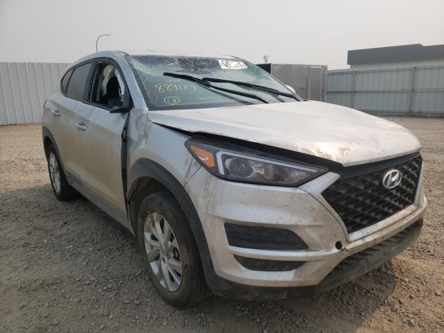 Vehiculos salvage en venta de Copart Bismarck, ND: 2019 Hyundai Tucson SE