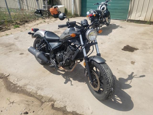 Salvage cars for sale from Copart Kincheloe, MI: 2018 Honda CMX300