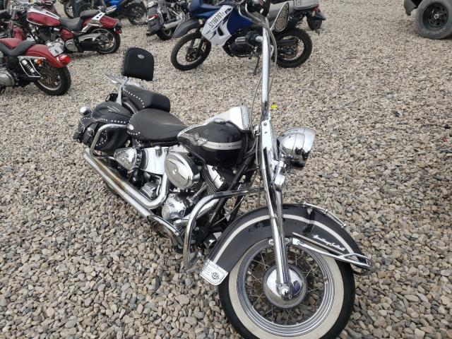 Salvage cars for sale from Copart Magna, UT: 2003 Harley-Davidson Flstci