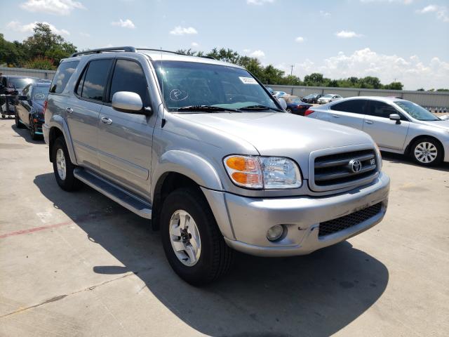 Vehiculos salvage en venta de Copart Wilmer, TX: 2004 Toyota Sequoia SR