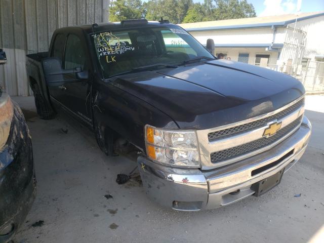 2013 Chevrolet Silverado en venta en Greenwell Springs, LA