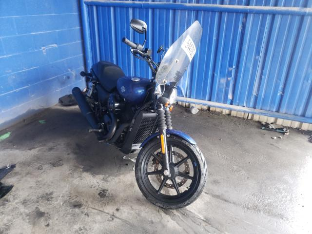 Salvage cars for sale from Copart Cartersville, GA: 2017 Harley-Davidson XG500