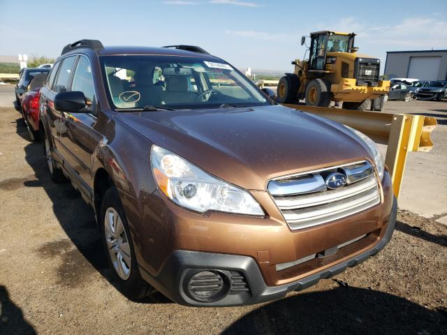 2013 SUBARU OUTBACK 2. 4S4BRCAC0D3306527