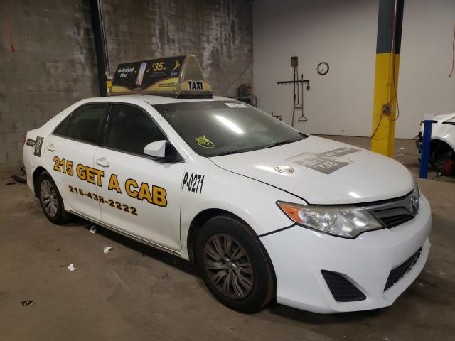 Salvage 2014 TOYOTA CAMRY - Small image. Lot 46937971