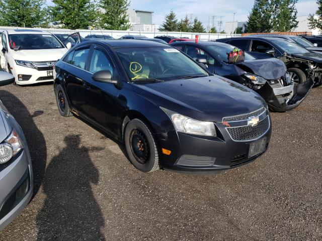 Salvage cars for sale from Copart Ontario Auction, ON: 2011 Chevrolet Cruze LS