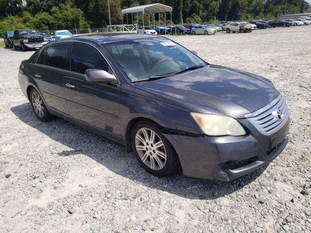 Salvage cars for sale from Copart Tifton, GA: 2008 Toyota Avalon XL